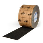 True Grip® Contractor-Grade Anti-Slip Tape, Black, Rolls