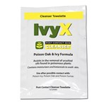 CoreTex  Ivy-X Post-contact Skin Cleanser Towelettes
