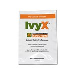 CoreTex  Ivy-X  Pre-contact Skin Solution Towelettes