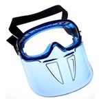 V90 Monogoggle and Shield Combo