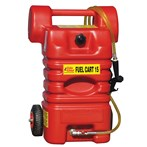 Fuel Chief Fuel Cart Poly Caddy, 15 Gallons