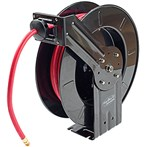 "JohnDow Hose Reel, 3/8"" x 50', 300 psi"