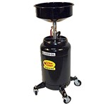 JohnDow Crew Chief Portable Oil Drain, 16 Gallons