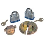 Justrite  Lock Sets for Steel Drums