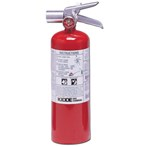 Kidde ProPlus 5-lb. Halotron Fire Extinguisher with Wall Hook