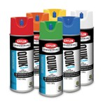 Krylon® Quik-Mark™  APWA Water-based Inverted Marking Paint, 16 Oz.