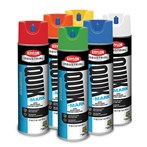 Krylon® Quik-Mark™ APWA Water-based Inverted Marking Paint, 20 Oz.