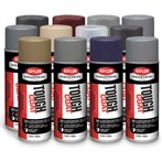Krylon® Tough Coat® Acrylic Alkyd Enamel, Neutral Colors