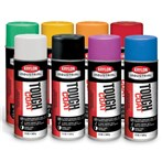 Krylon®  Tough Coat® Acrylic Alkyd Enamel, OSHA Standard Colors
