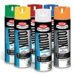 Krylon® Quik-Mark™ APWA Water-based Inverted Marking Chalk