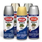 Krylon®  Metallic Spray Paint