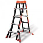 Little Giant Select Step™ Fiberglass Ladder