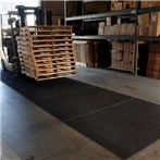M+A Matting Waterhog Lift Truck Mat, 4' x 6'