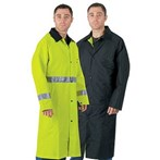 MCR Non-ANSI Luminator Hi-Vis  Reversible Raincoat, 7368CR