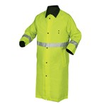 MCR 7368CR Non-ANSI Luminator Hi-vis Reversible Raincoat