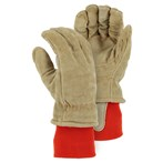 Majestic 1640 Knit Wrist Thinsulate™ Side-split Cowhide Freezer Gloves