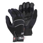 Majestic  Glove® 2145BKH  Armor Skin™ Winter Hawk Insulated Mechanics Gloves