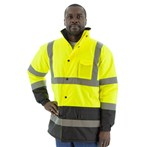 Majestic 75-1303  ANSI Class 3 Parka and Vest Combo