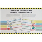 How to Use and Understand Material Safety Data Sheets Poster