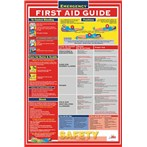 First Aid Guide Poster