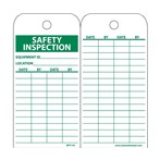 Safety Inspection Equipment ID Tags
