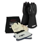 Novax Electric Safety Kit - Black Gloves,  Class 1