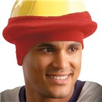 Classic Hard-hat Tube Liner, Red