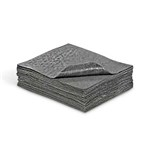 "Commander Heavy Weight 15"" x 19"" Universal FineFiber PolyBacked Absorbent Mat, 50s"