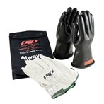 Novax Electric Safety Kit - Black Gloves,  Class 0