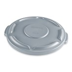 Rubbermaid®  RM2609 BRUTE® Self-draining Lid for 10-Gallon Round Waste Container