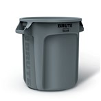 Rubbermaid®  RM2610 BRUTE® 10-Gallon Round Waste Container