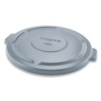 Rubbermaid®  RM2619 BRUTE® Self-draining Lid for 20-Gallon Round Waste Container