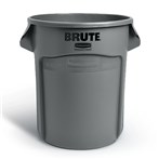 Rubbermaid® RM2620 BRUTE® 20-Gallon Round Waste Container