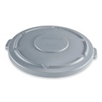 Rubbermaid® RM2654 BRUTE® Self-draining Lid for 55-Gallon Round Waste Container