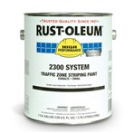 RUST-OLEUM® HIGH PERFORMANCE® 2300 System Traffic Zone Striping Paint, Semi-Gloss, 1 Gal.