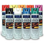 RUST-OLEUM® INDUSTRIAL CHOICE® M1800 System Water-based Precision Line Marking Paint