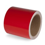 Engineer Grade Reflective Tape, Red