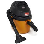 Shop-Vac 5890210 Portable Contractor Vac, 2.5-Gallon