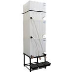 Fluidall® Tote-A-Lube Stackable 120-Gallon Tank System T120