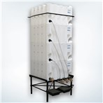 Fluidall® Tote-A-Lube Stackable 130-Gallon Tank System T130