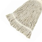 Premium Loop-end/Tailband Saddleback Mop Heads