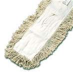 All-cotton Industrial Dust Mop Heads