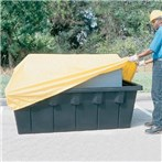 UltraTech Ultra-Containment Sump® Pull-over Cover for 275-Gallon Sump