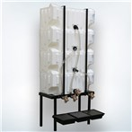 Fluidall® Wall-Stacker 32-Gallon Tank System WS32