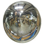 Wide-View Convex Mirrors