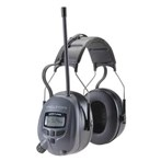 3M™ Peltor™ WorkTunes Over the Head NRR 26 dB Earmuffs with Radio