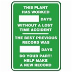 "Write-A-Day Scoreboard- ""This Plant Has Worked..."" (2 records)"