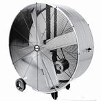 "Air King® Industrial-Grade Drum Fan, 36"" Diameter"