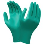 Ansell 92-500 TouchNTuff® Powdered Nitrile Gloves