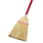 "Corn Lobby Toy Broom, 39""L"